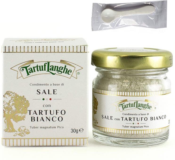 タルトゥフランゲ 白トリュフ塩