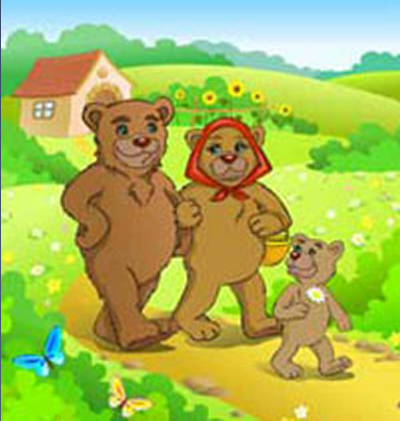 an analysis of the story of goldilocks and the three bears Somebody suggested i do a basic story outline of a familiar tale, so here it is:  goldilocks goes for a walk but is lost and hungry goldilocks finds.
