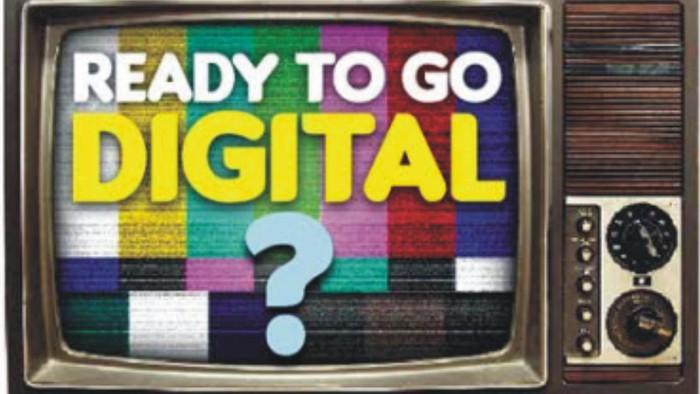 Siap untuk TV Digital?