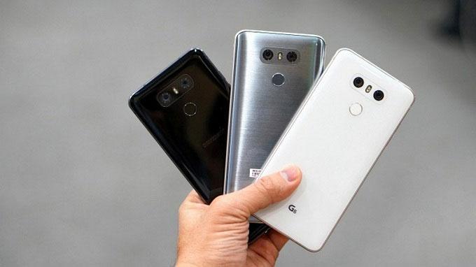Review việc mua LG G6 chính hãng xách tay ở đâu