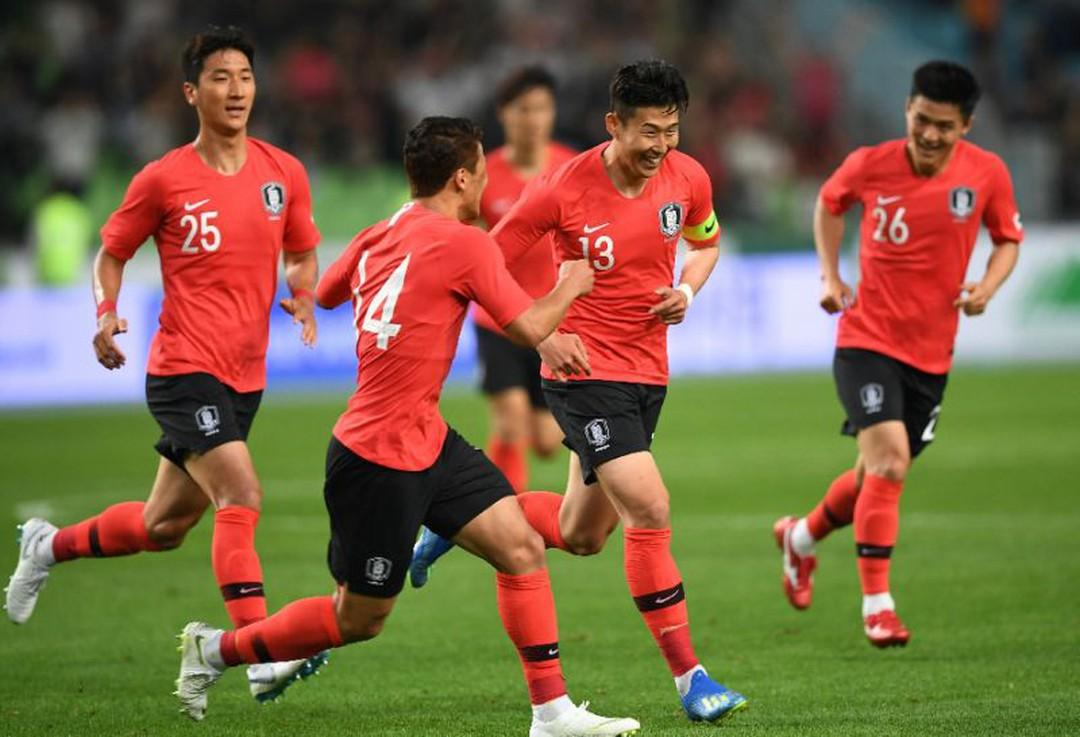 Đội tuyển bóng đá quốc gia Hàn Quốc - Tạo nên điều kỳ tích