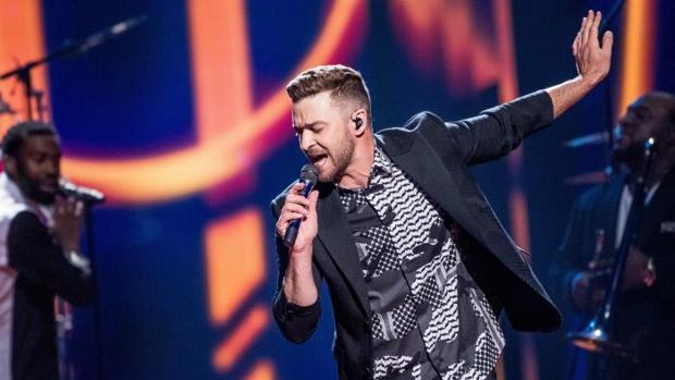 canción en inglés Justin Timberlake