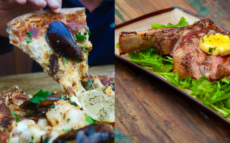 Baritalia Italian Restaurant - Menu