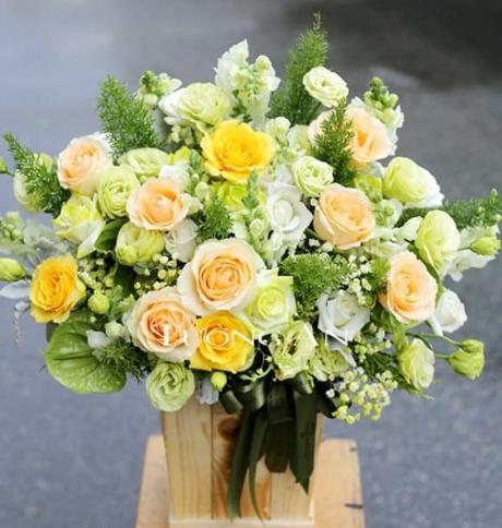 Địa chỉ mua hoa online tại Hồ Chí Minh đảm bảo uy tín và chuyên nghiệp nhất