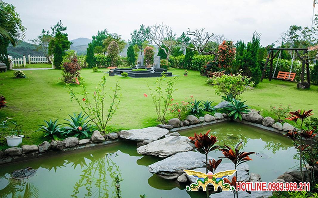 Khách hàng sẽ được cấp sổ đỏ khi tiến hành thủ tục mua đất nghĩa trang tại Lạc Hồng Viên
