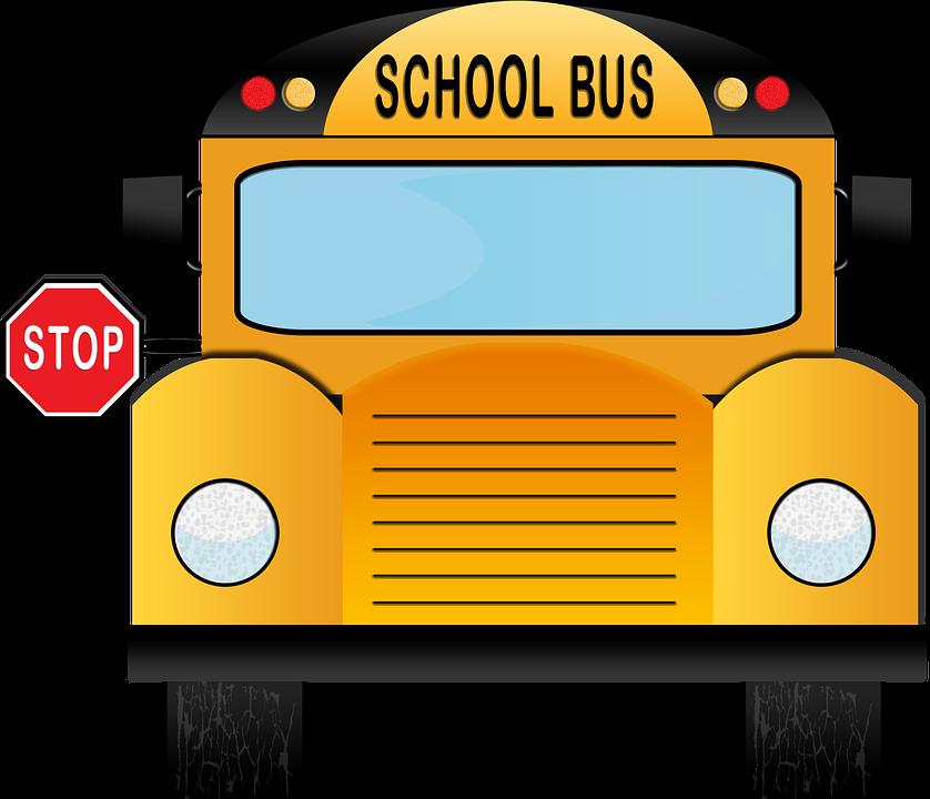 Decorative bus