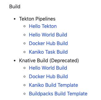 Migrating from Knative Build to Tekton Pipelines – Mete Atamel