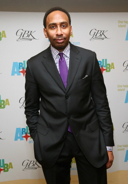 Stephen A. Smith Getty Images 2