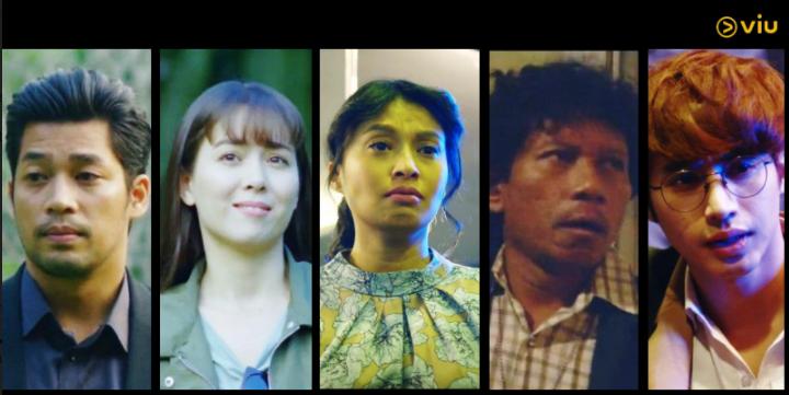 Siti Saleha & Kamal Adli Kembali Bersama Dalam Black Musim 2 Hanya Di Viu 2