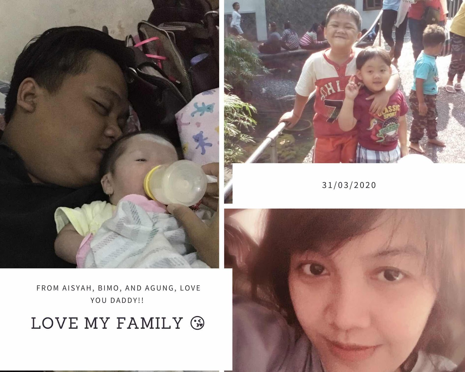 Me and My Beloved Family
