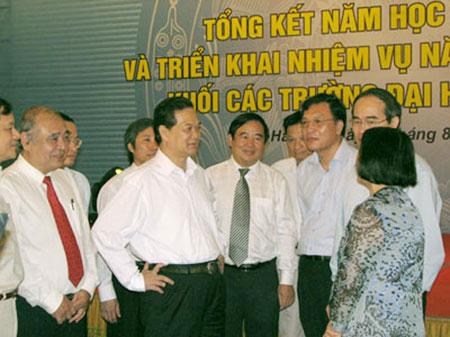 Sự kiện tiêu biểu năm 2010 của ngành Giáo dục và Đào tạo