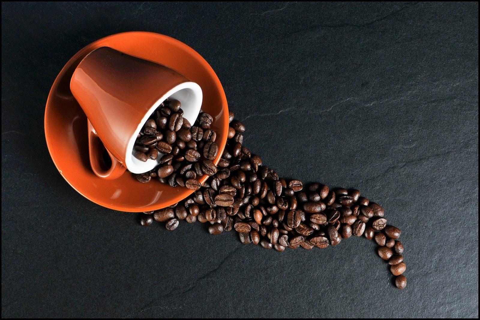 kava spaľuje tuky