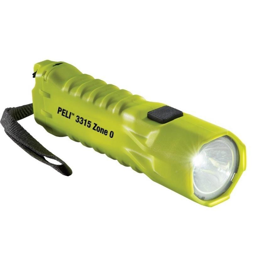 Linterna para zonas ATEX Peli