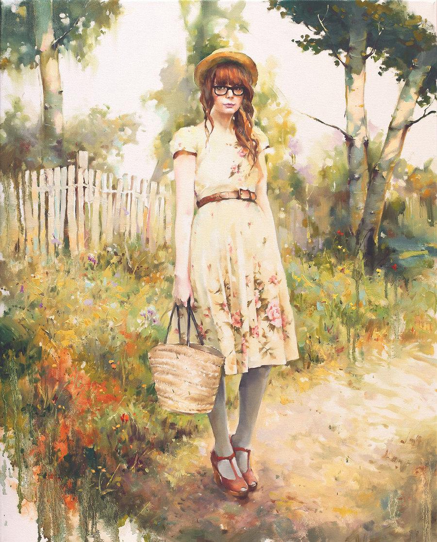 Ivan Alifan Jdanov 1989 |  pintor canadiense de origen ruso