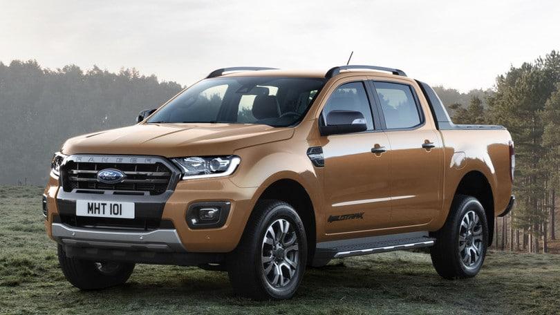 Risultati immagini per ford ranger 2019