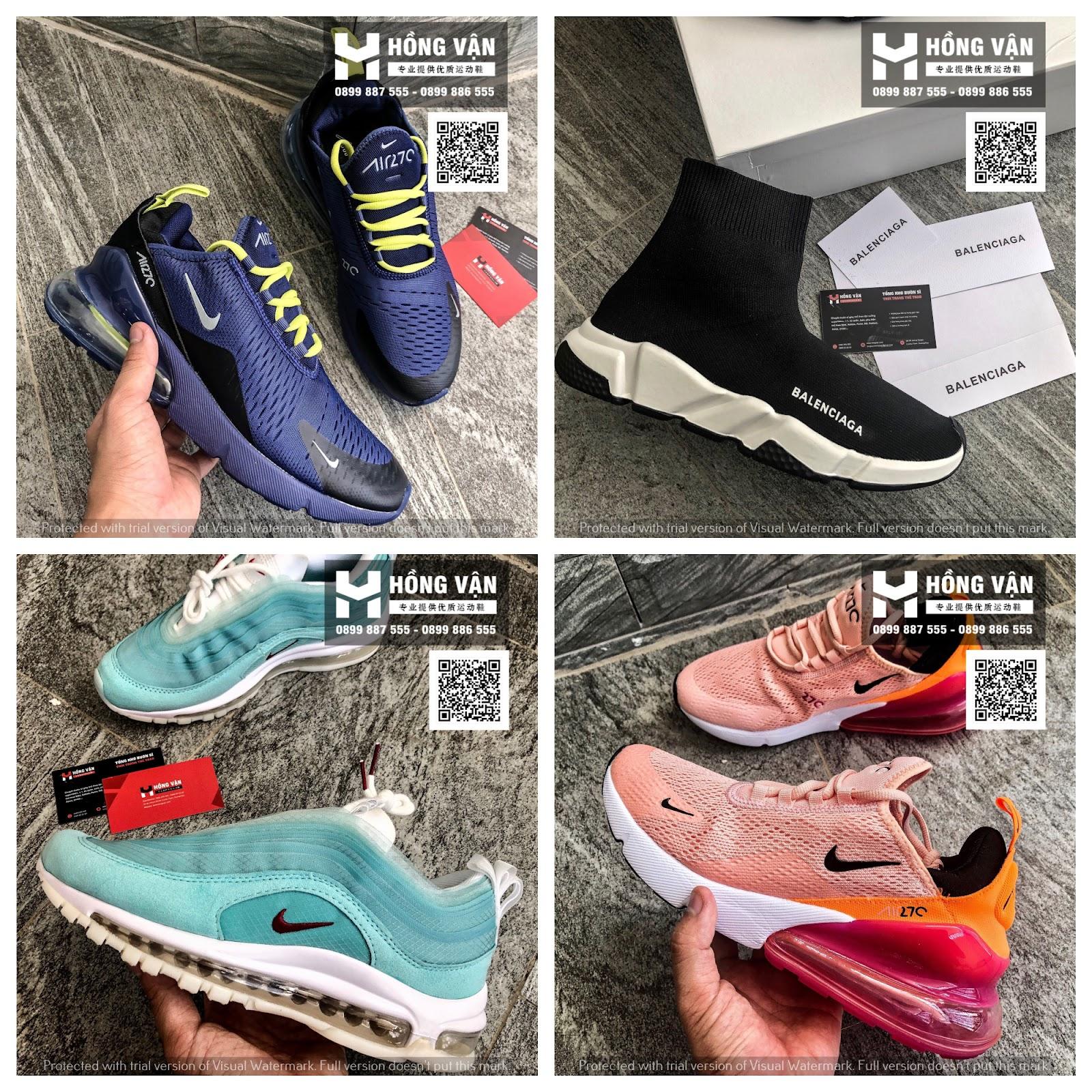 Hồng Vận - Tổng buôn sỉ giày thể thao chất lượng , uy tín ( hình thật - 7