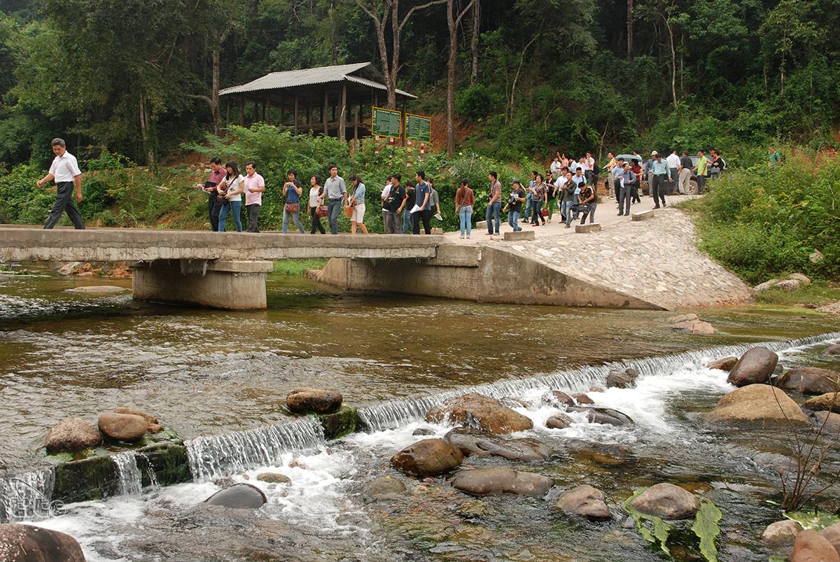 Khám phá các Khu sinh thái ở Bắc Giang