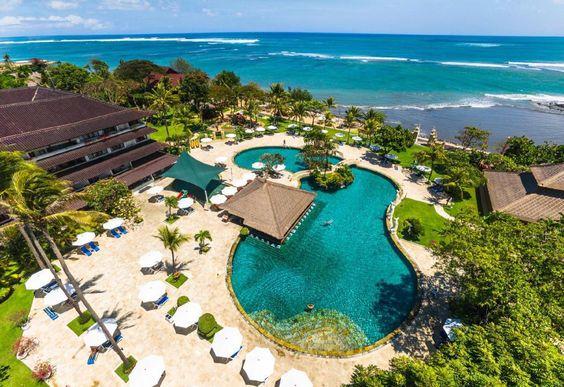 Discovery hotel in Kuta Bali,