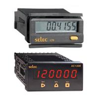 Bộ đếm hiển thị tốc độ và đếm tổng Selec