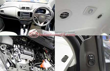 Interior Mesin All New Chevrolet Spain