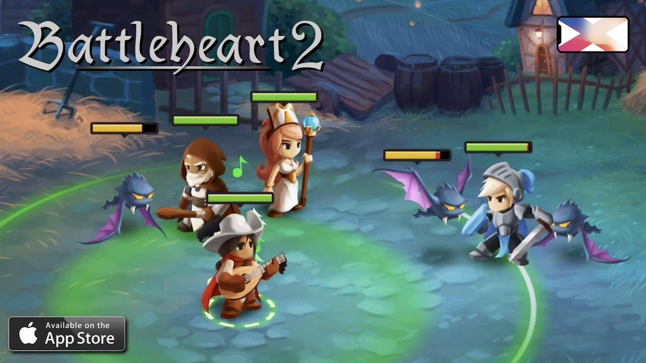 One of the most beloved sequels is the Battleheart 2 game