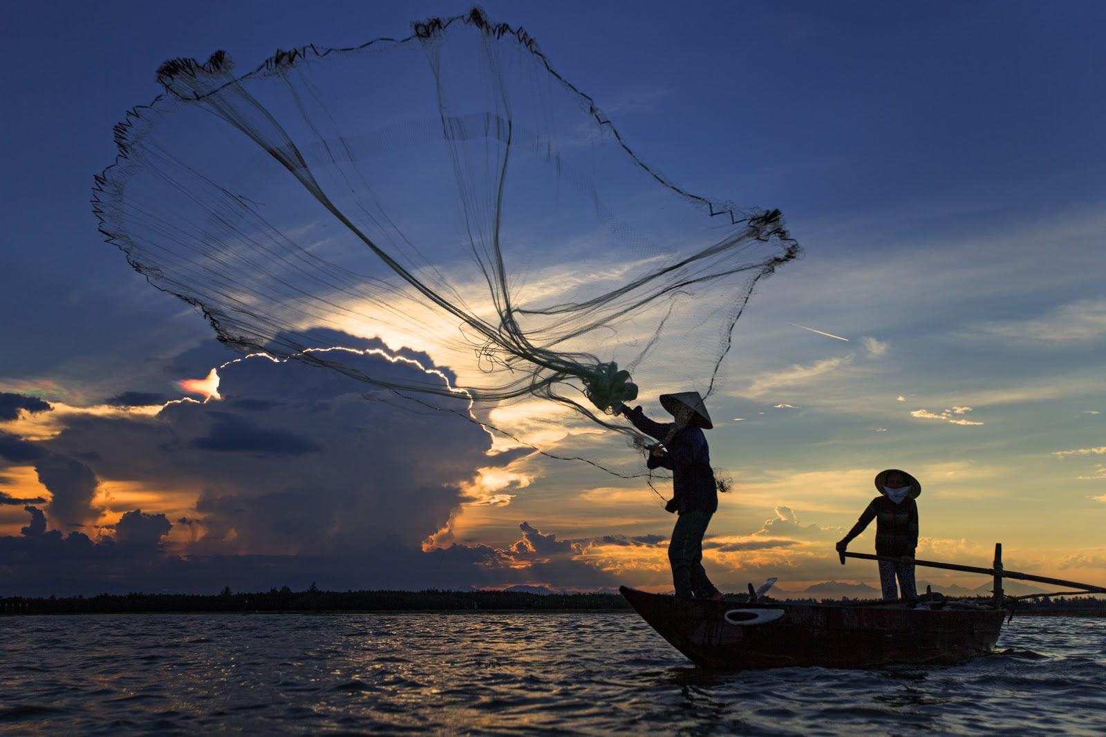 Hoi An fishing