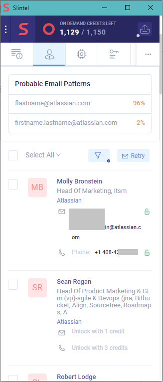 How to Find Prospects of Any Company and their email and phone number