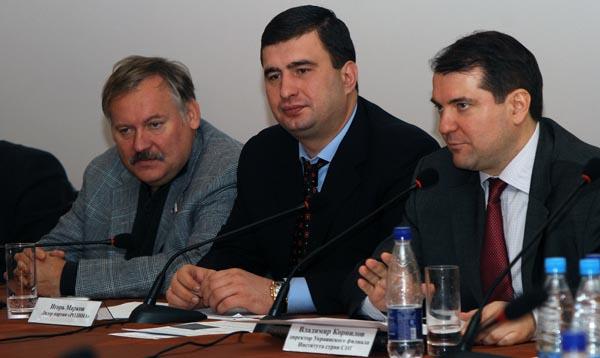 Константин Затулин, политолога Марков, Владимир Корнилов