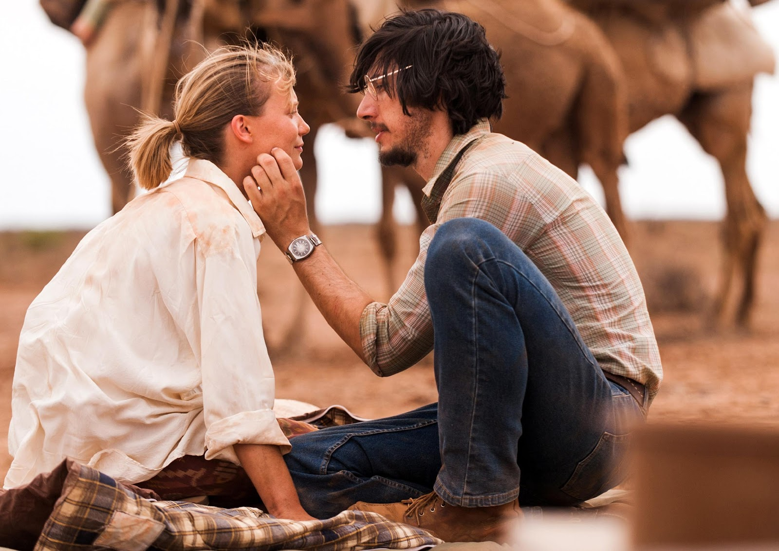 Tracks' movie review: Robyn Davidson takes on the Australian ...