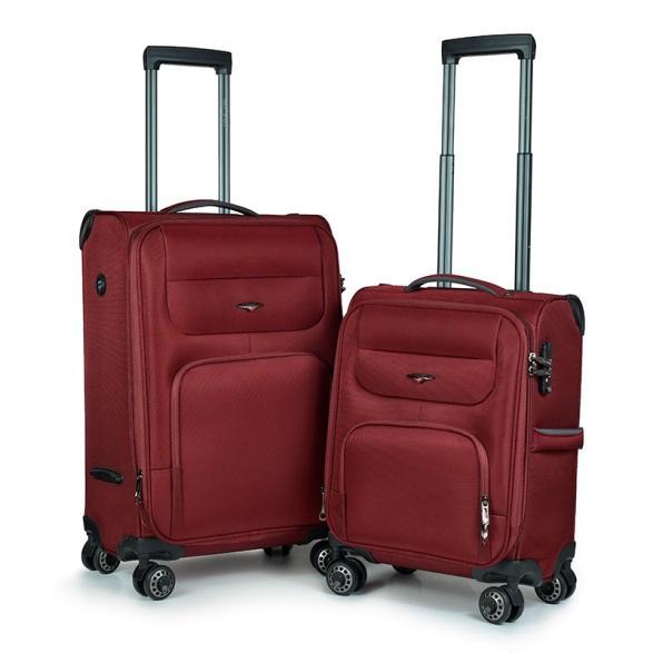 Vali kéo vải có trọng lượng nhẹ di chuyển tiện lợi