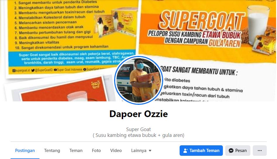 channel marketing facebook organik