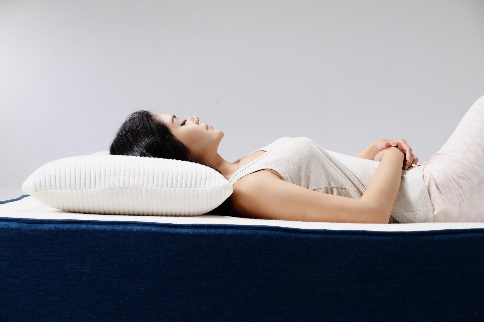Gối ngủ ngon giúp bạn không đau mỏi
