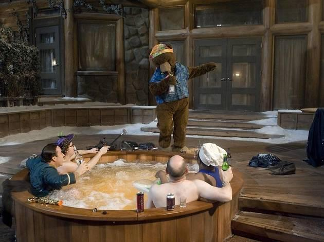 Image result for hot tub time machine