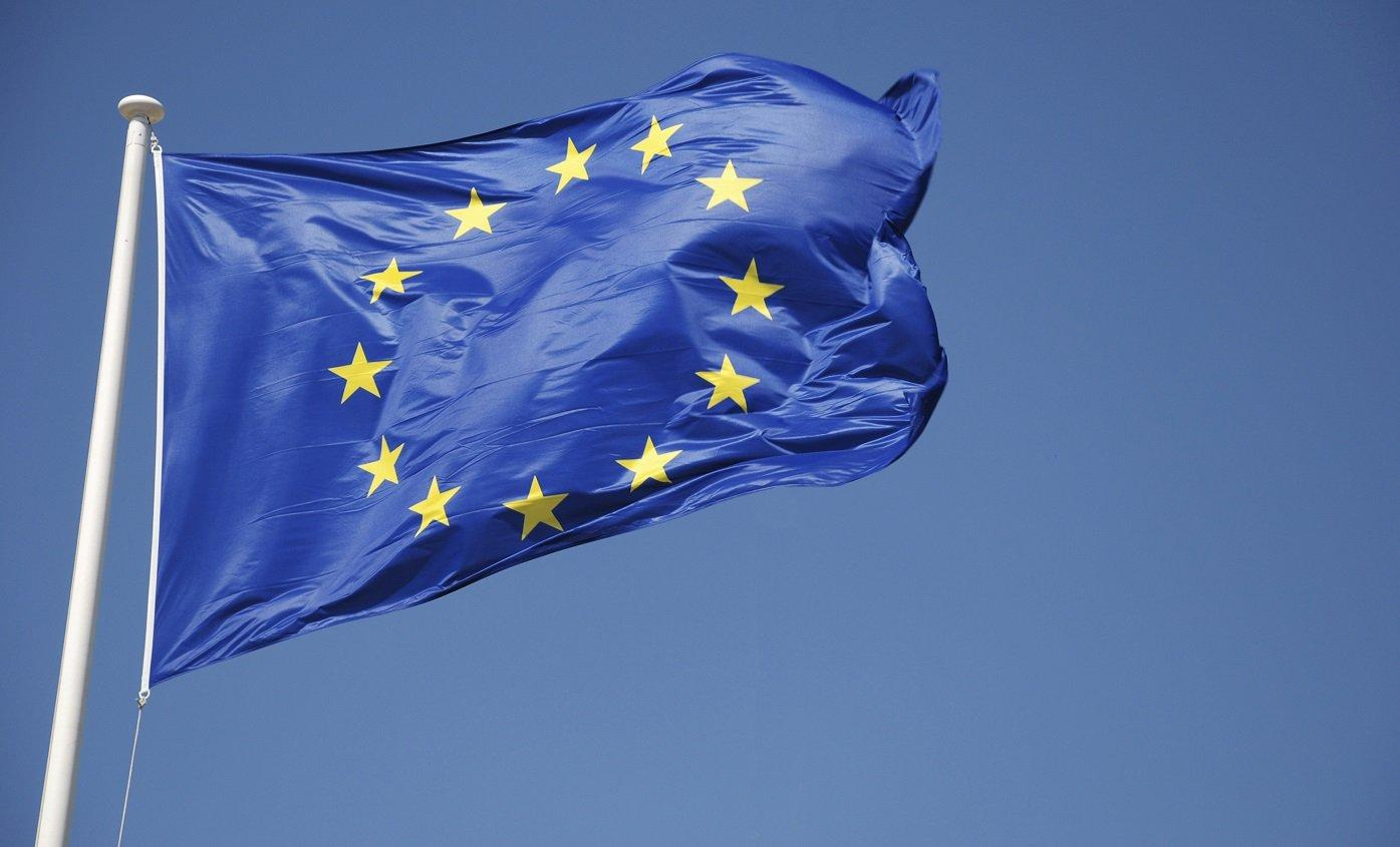 Image result for bandeira uniao europeia