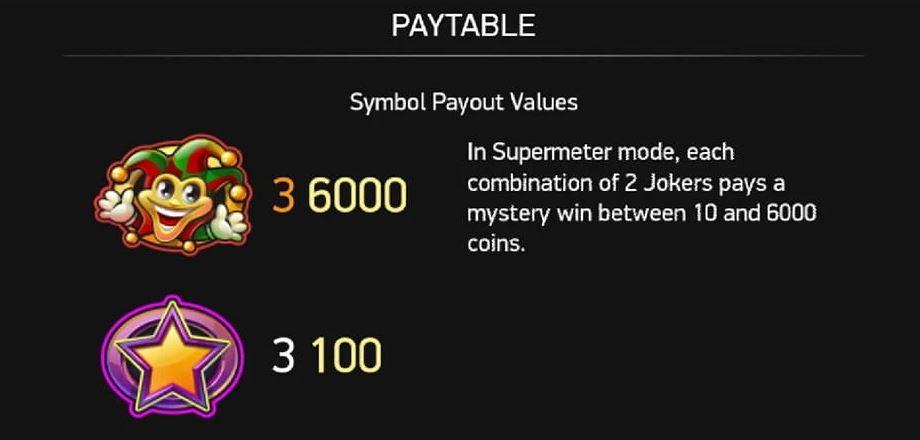 jackpot 6000 payouts