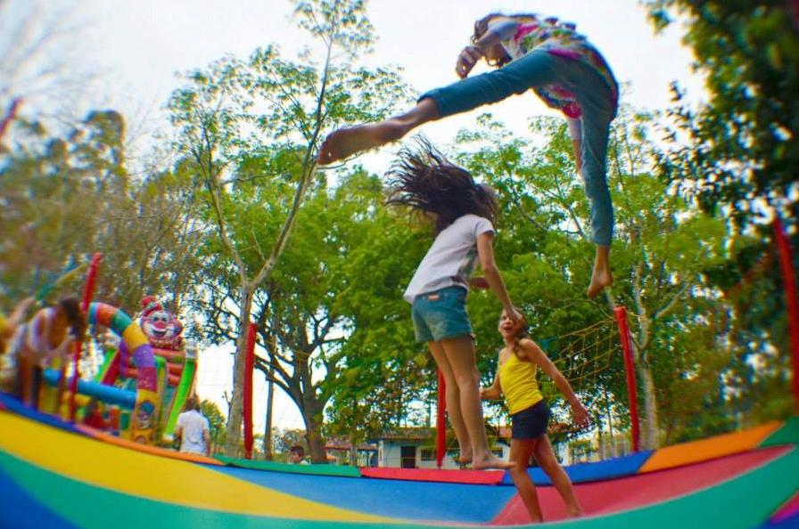 Festa Infantil - Sítio da Figueira