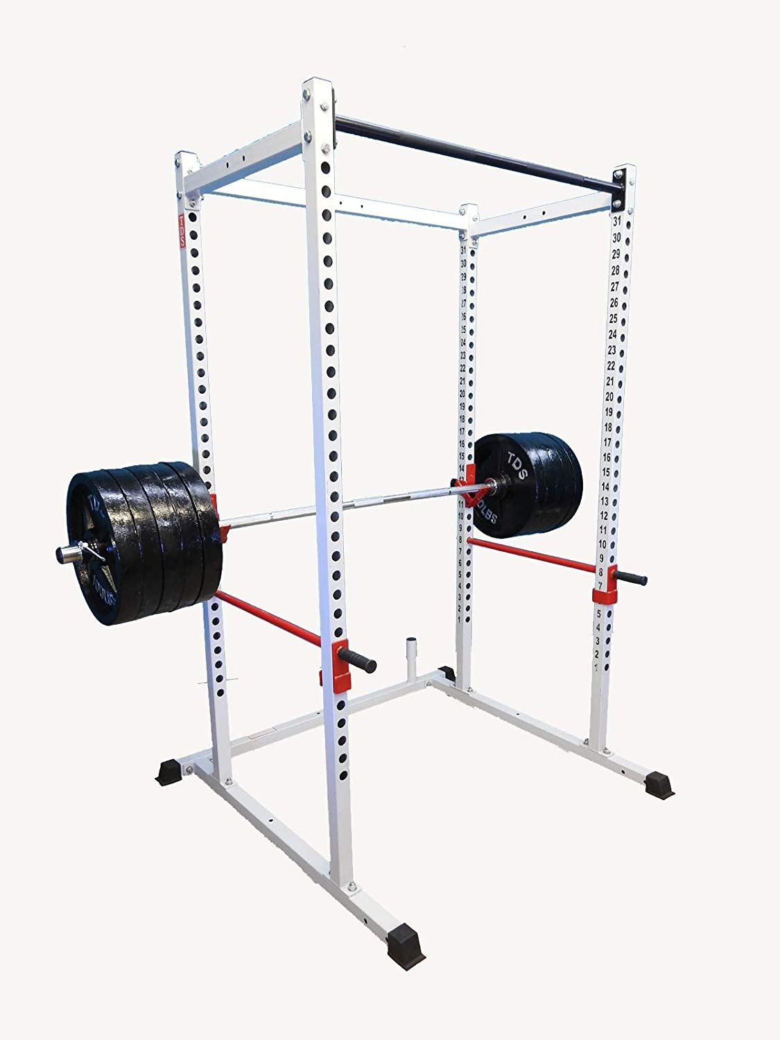 fully assembled TDS power cage