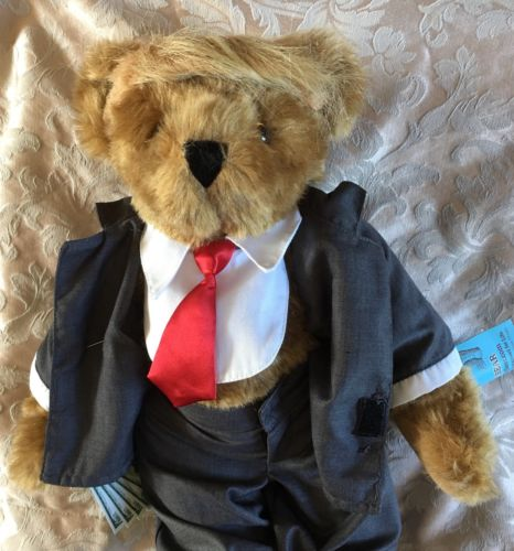 Billedresultat for trump and teddy bear