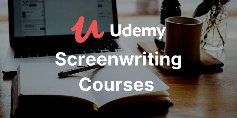 udemy screenwriting courses