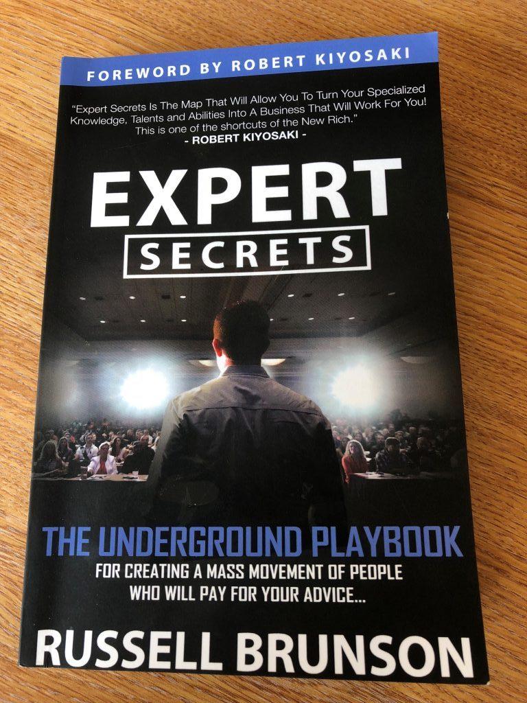 Expert Secrets Russel Brunson
