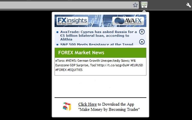 Forex market live update