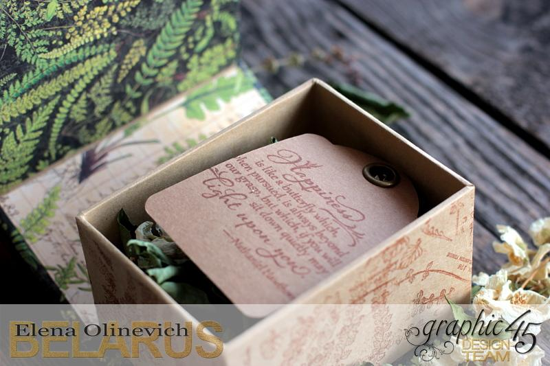 Herbs Box, Nature Sketchbook, by Elena Olinevich, product by Graphic45, photo4.jpg