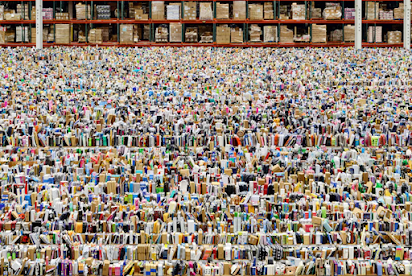ANDREAS GURSKY 99 Cent II 1999 2009