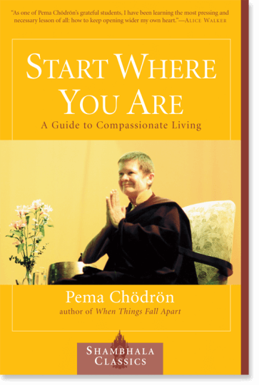 Start Where You Are PDF Summary