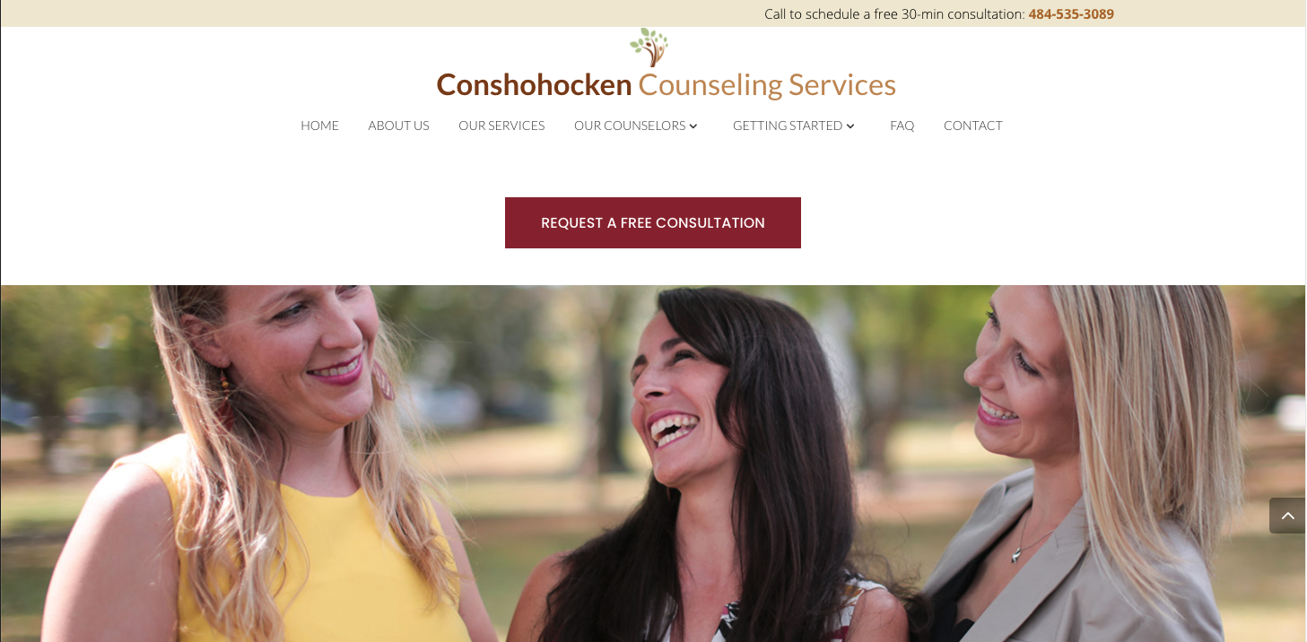 15 Of The Best Therapists Websites 38