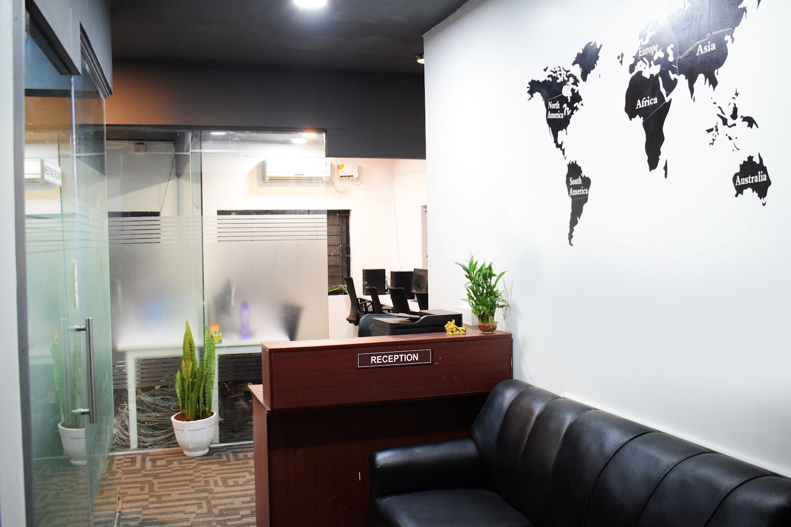 VIBRANIUM INSIDE -COWORKING SPACE IN BANGALORE