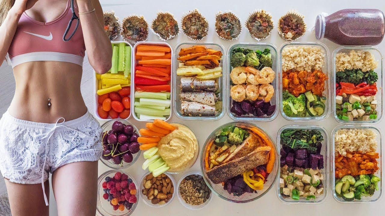 Weight Loss Meal Prep   Healthy Recipes To Lose Belly Fat ...