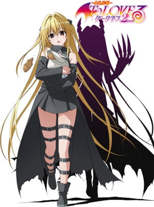 To Love Ru Darkness 2nd 14/14 + 3 Ovas (HD + Ligero) [Sub Español] [Sin Censura] [MEGA-USERSCLOUD]