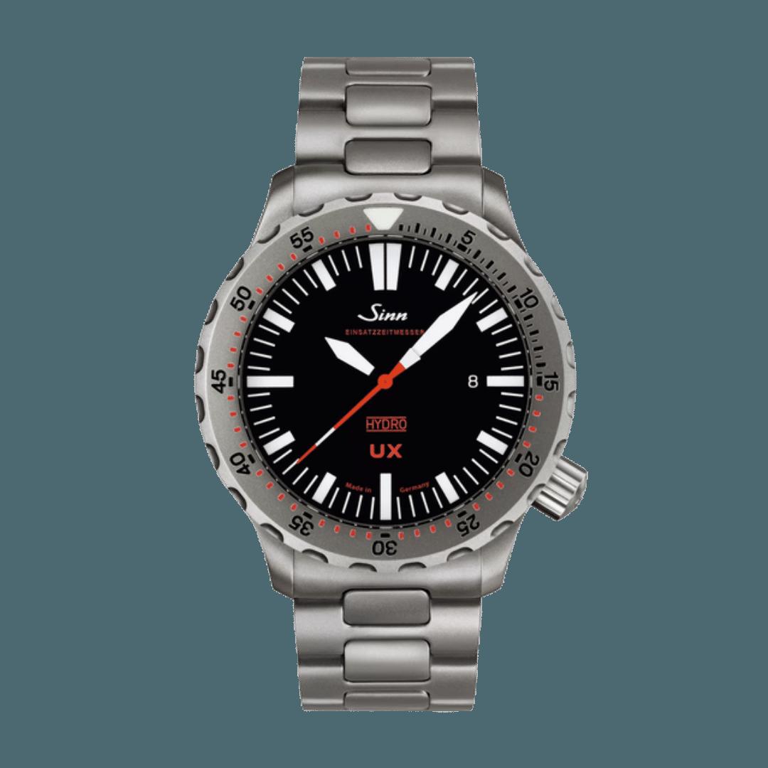 Photo of a Sinn UX (EZM 2B) dive watch