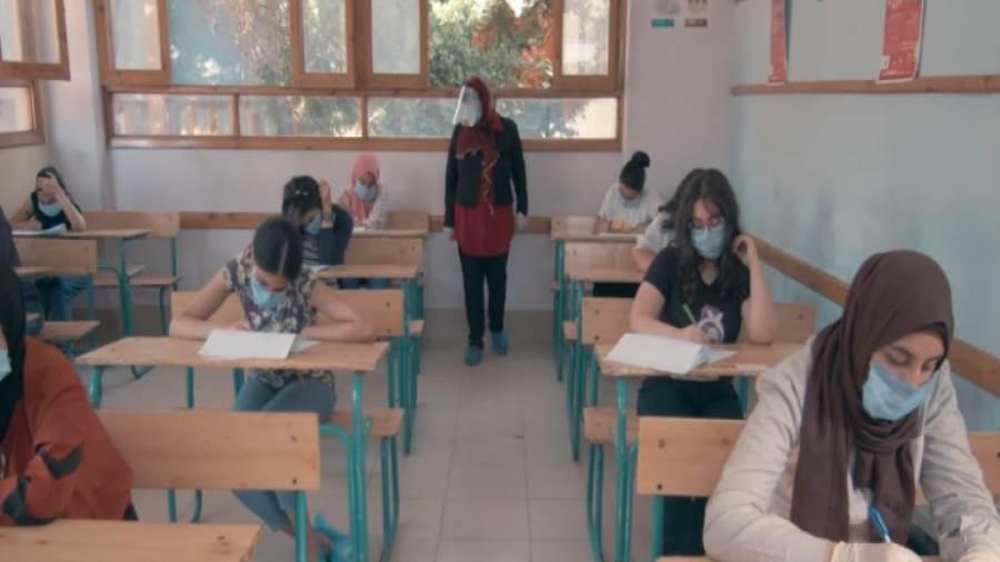 تداول امتحان اللغة العربية للثانوية العامة 2020 - بوابة فيتو